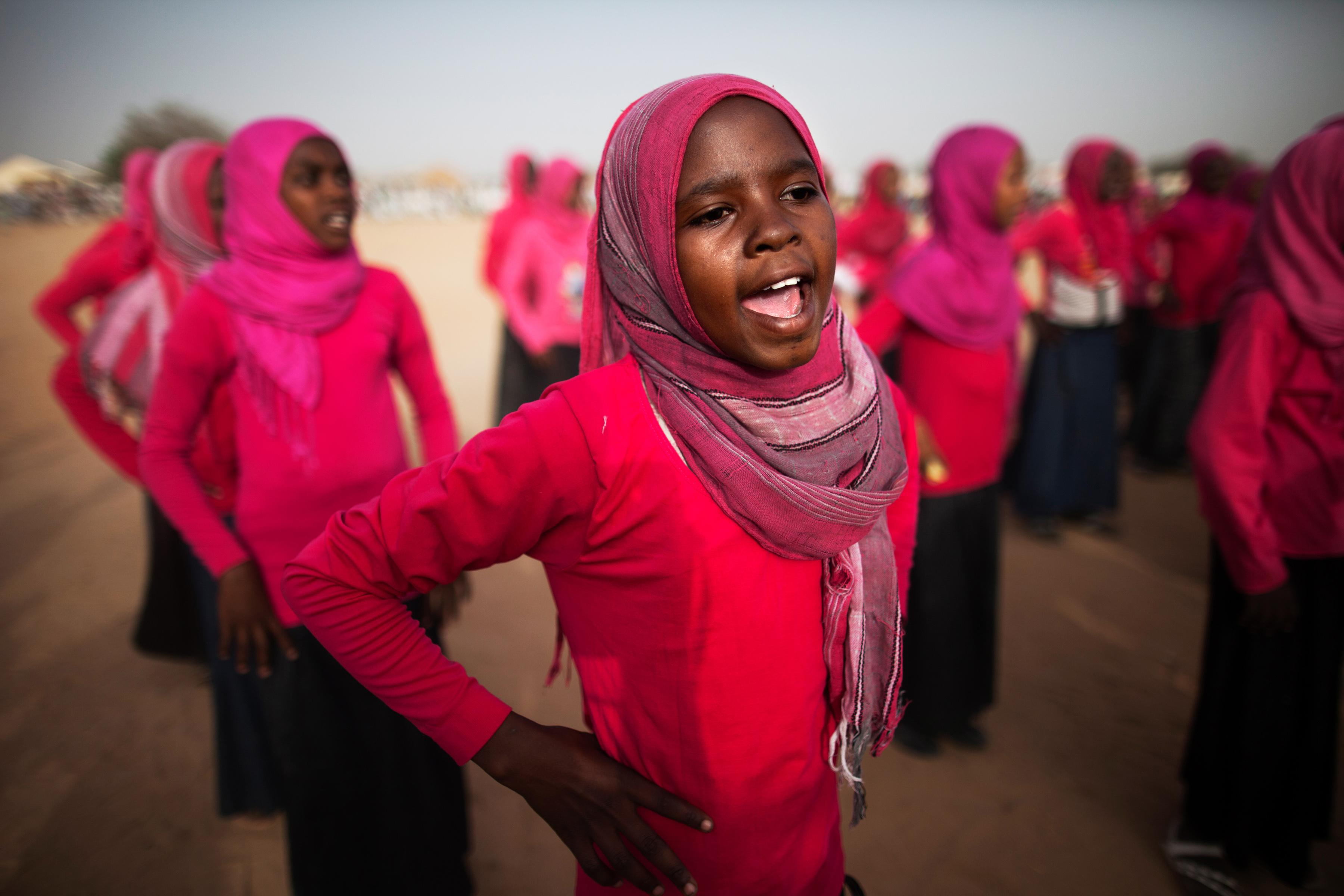 Foto: UNAMID/Albert Gonzalez Farran