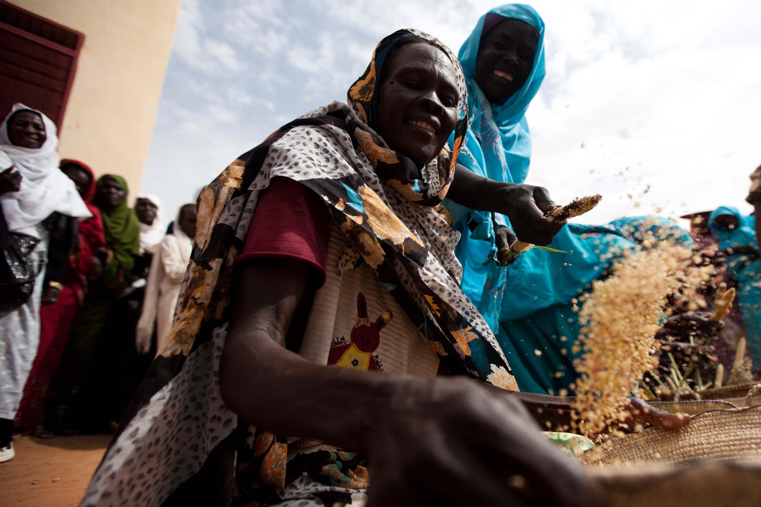 Foto: UNAMID/Albert González Farran