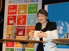 Foto: Svenska FN-förbundet/Carolina Given-Sjölander