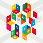 Globala målen - byggstenar för fred.