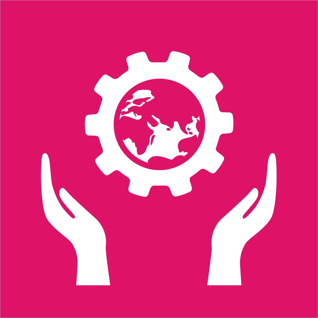 Ikon för delmål 10.A: Särskild och differentierad behandling av utvecklingsländer