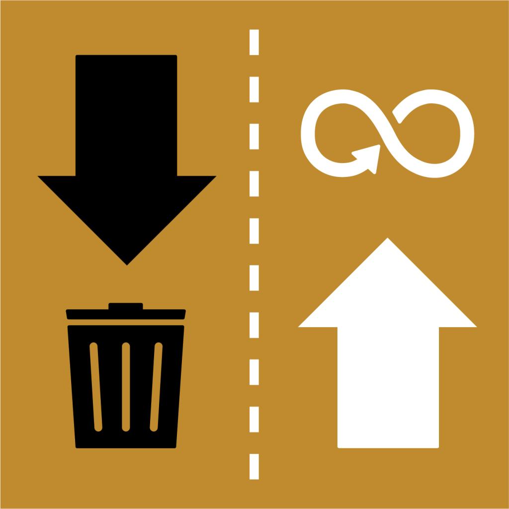 Ikon för delmål 12.C: Eliminera marknadsstörningar som uppmuntrar till slösaktiga konsumtionsmönster