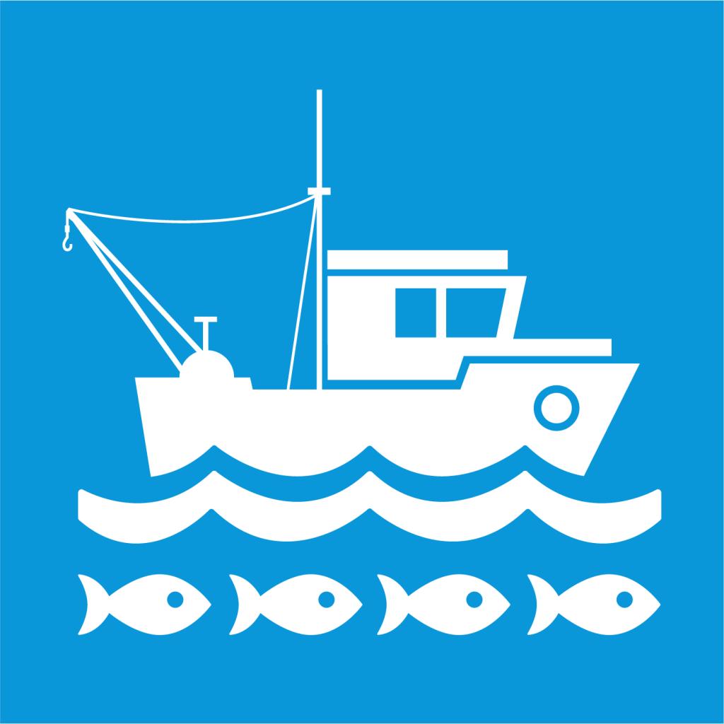 Ikon för delmål 14.B: Stöd småskalig fiskenäring