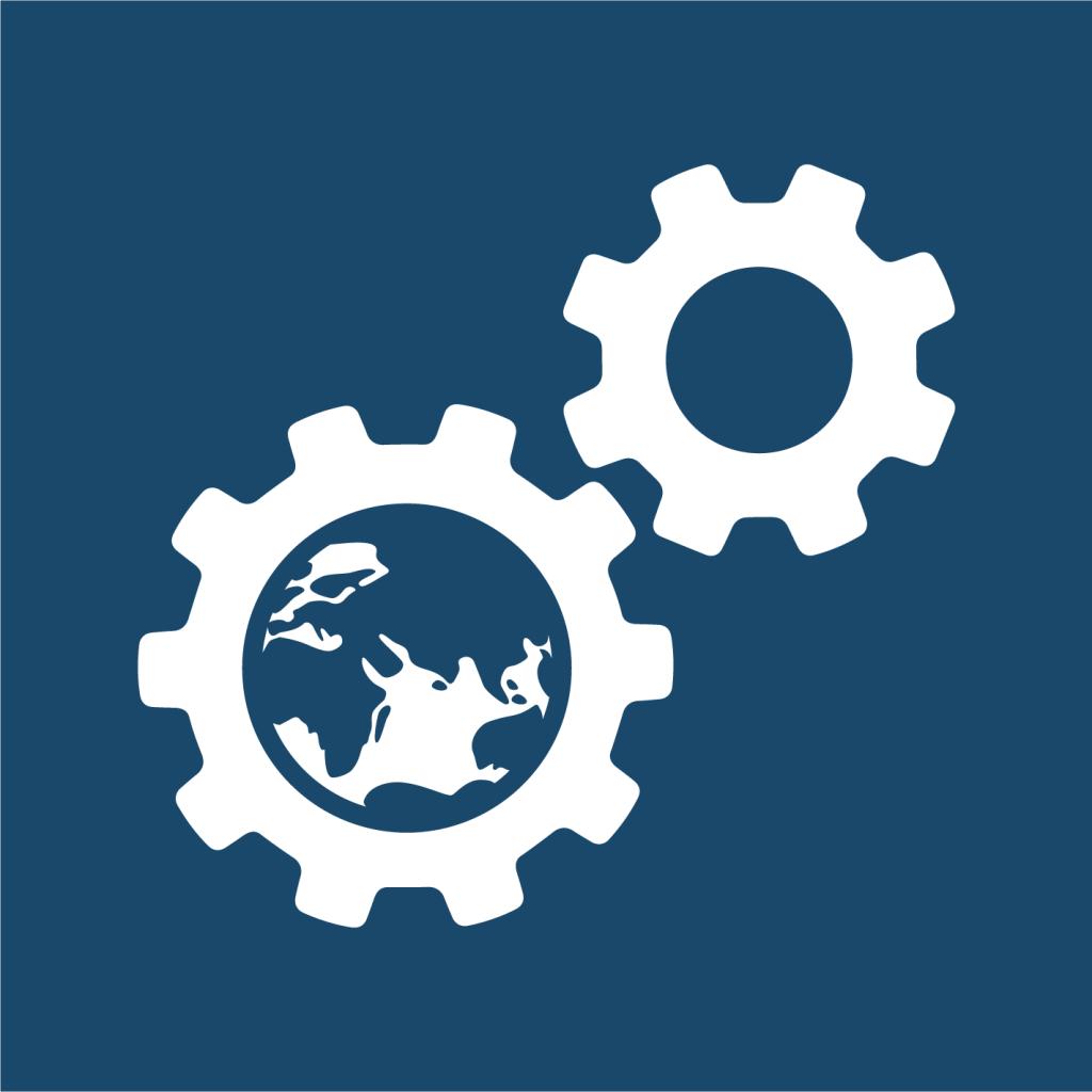 Ikon för delmål 17.7: Främja hållbar teknologi i utvecklingsländer