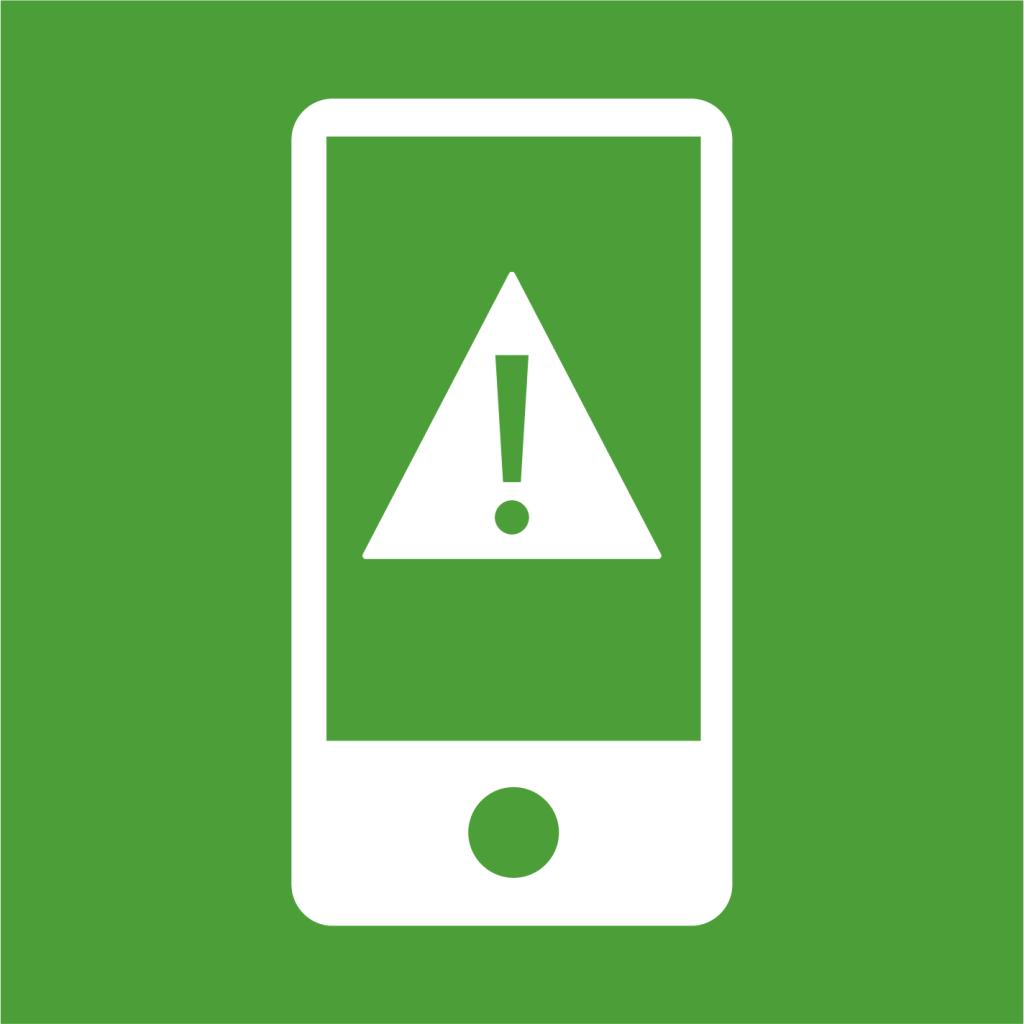 Ikon för delmål 3.D: Förbättra tidiga varningssystem för globala hälsorisker