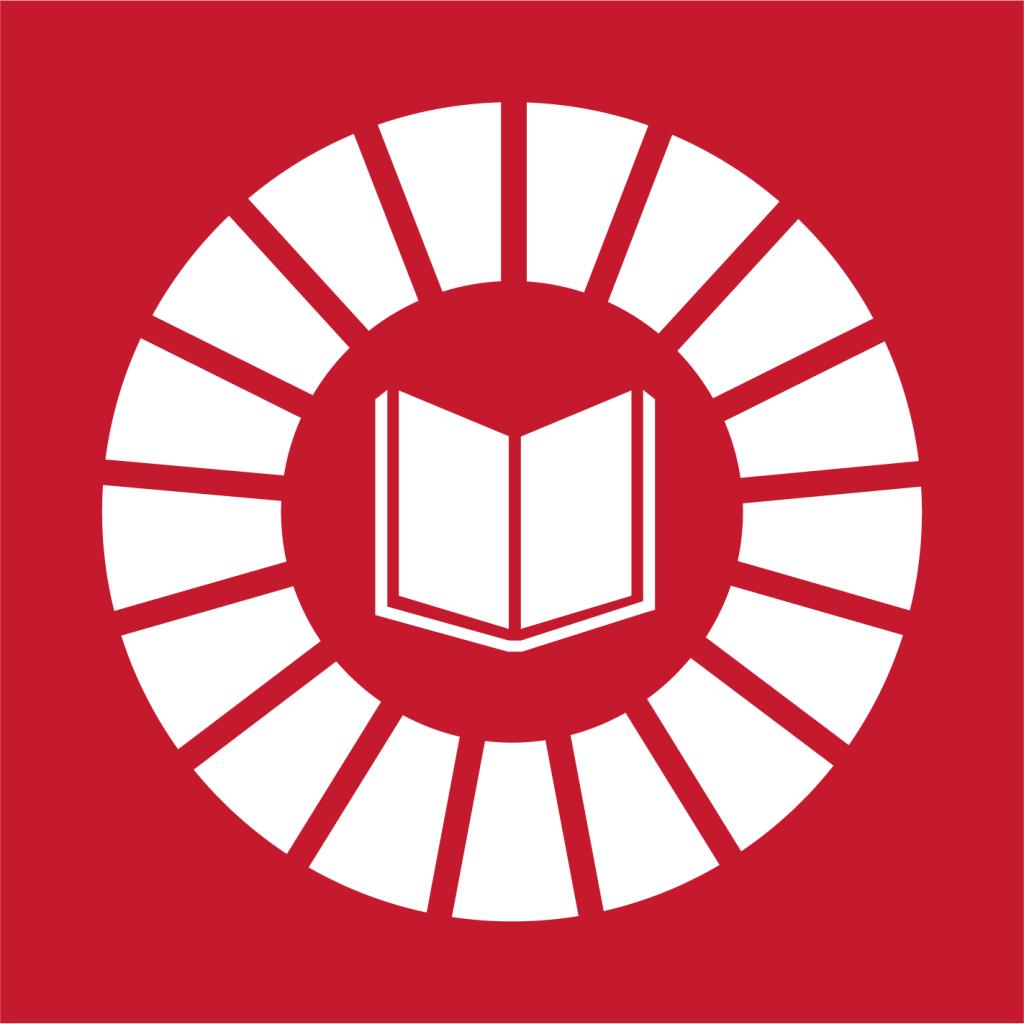 Ikon för delmål 4.7: Utbildning för hållbar utveckling och globalt medborgarskap