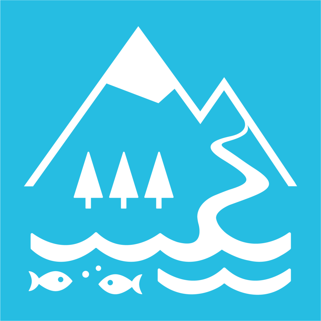 Ikon för delmål 6.6: Skydda och återställ vattenrelaterade ekosystem