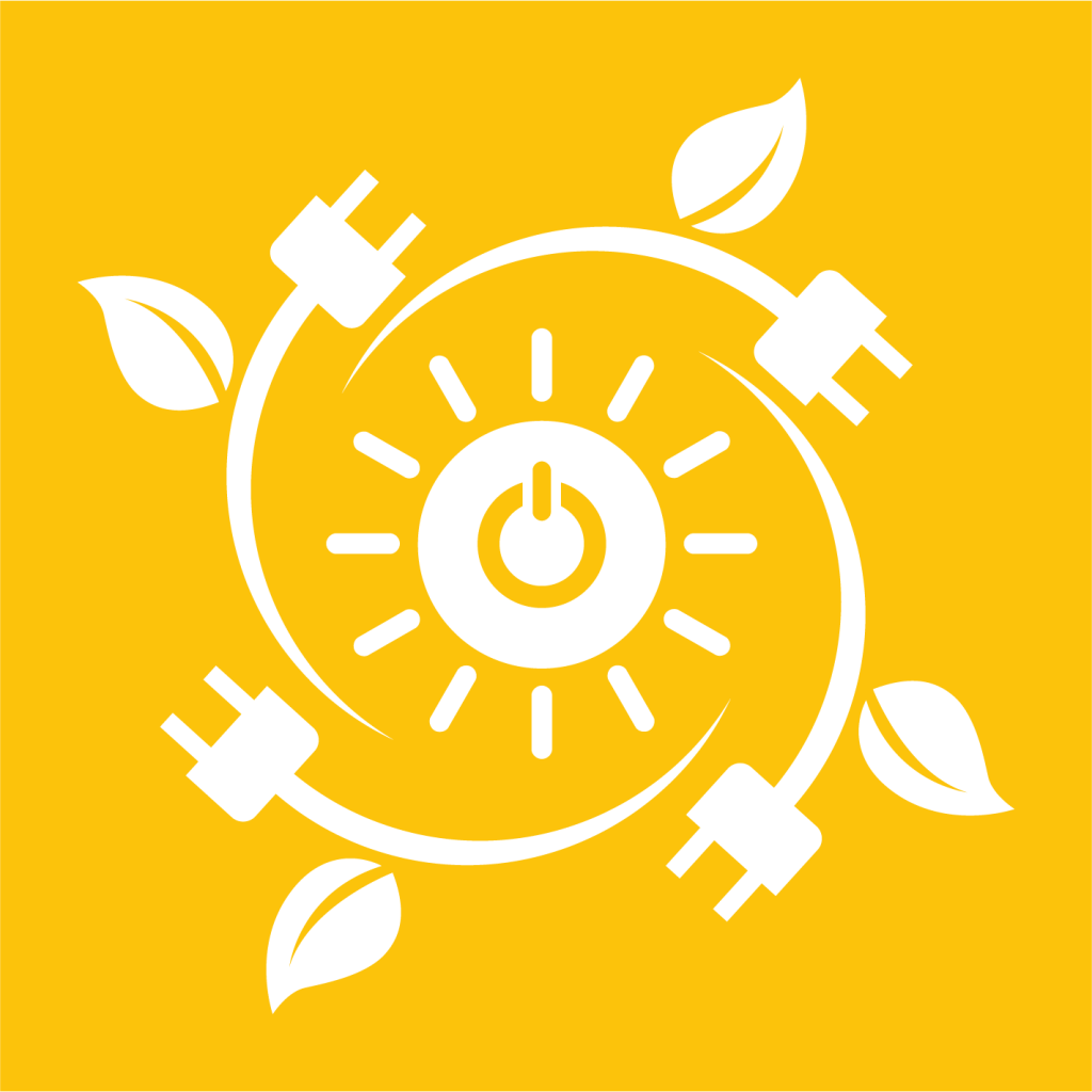Ikon för delmål 7.2: Öka andelen förnybar energi i världen
