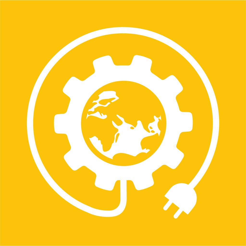 Ikon för delmål 7.B: Bygg ut och förbättra infrastrukturen för energi i utvecklingsländerna