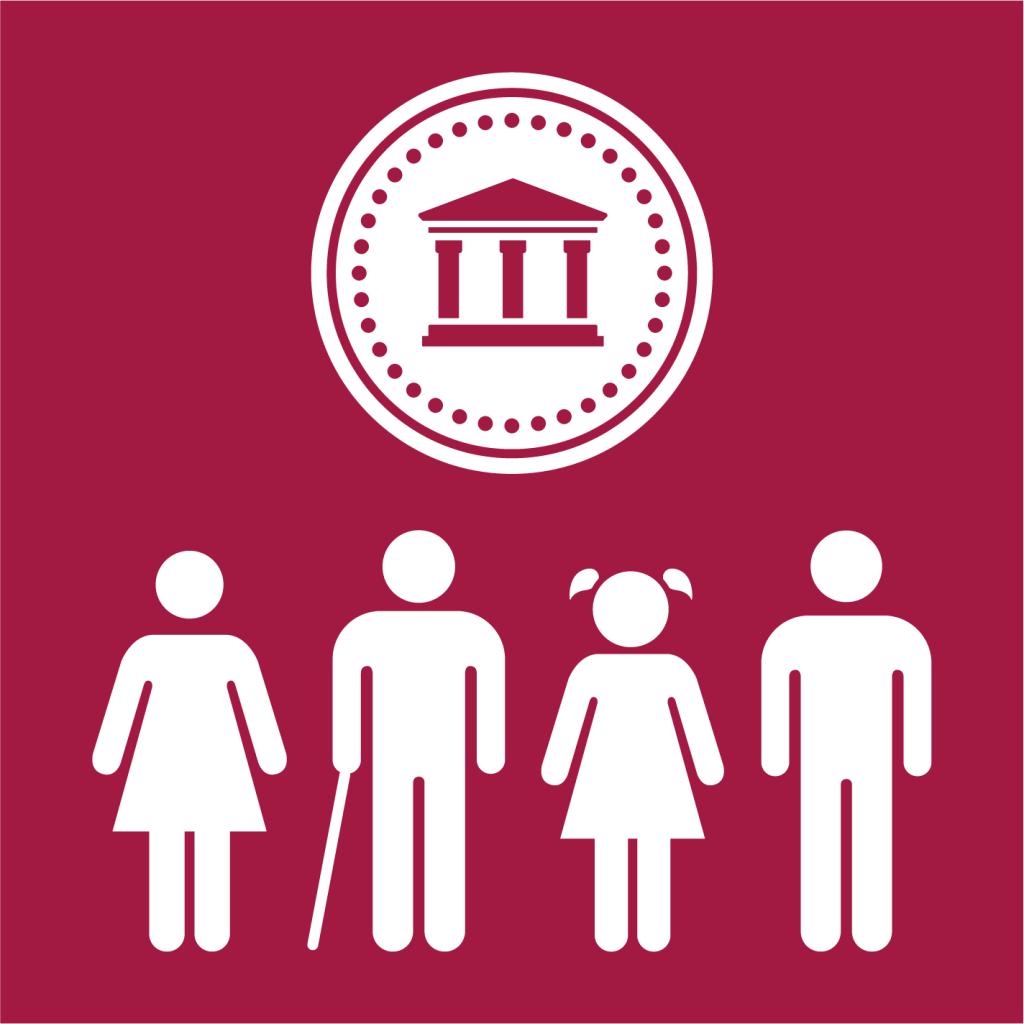 Ikon för delmål 8.10: Tillgång till bank- och försäkringstjänster samt finansiella tjänster för alla