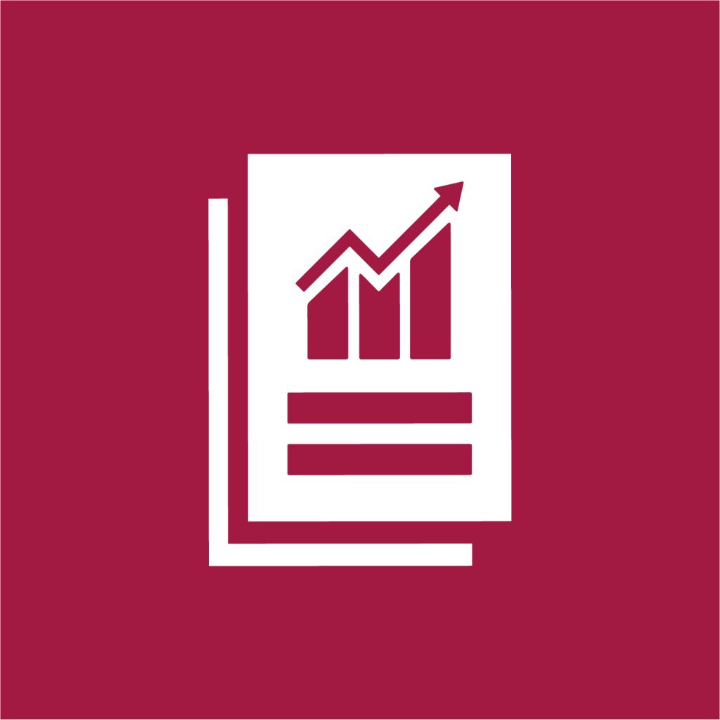Ikon för delmål 8.3: Främja politik för nya arbetstillfällen och ökad företagsamhet